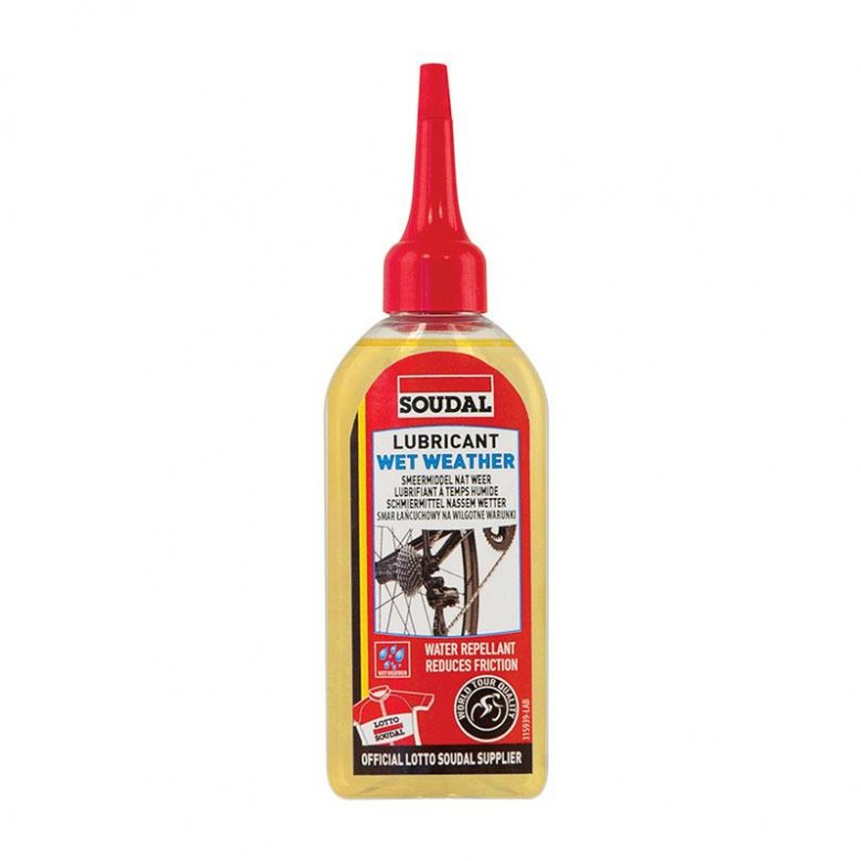 Aceite Soudal Clima Humedo 100ml