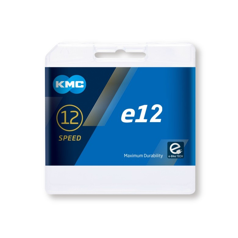 Cadena KMC eBike e12v  Gris 130...