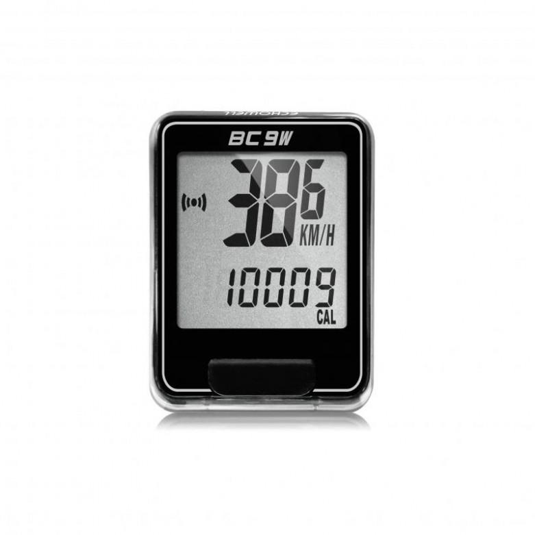 Cuentakilómetros inalámbrico BC9w 9...