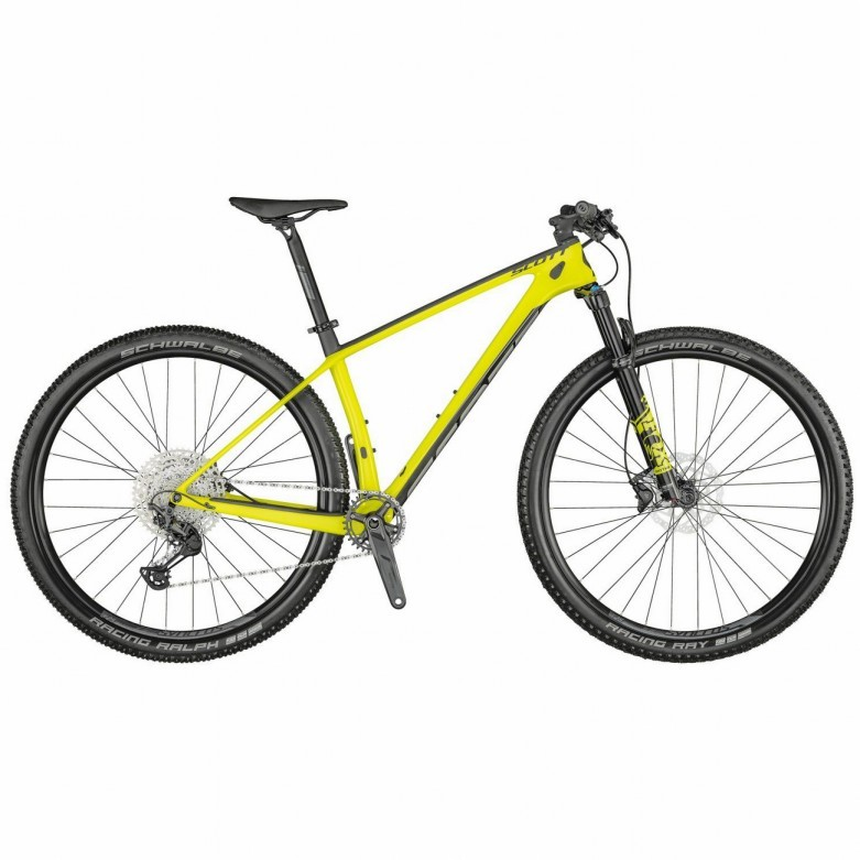 Scott Scale 930 carbono cambio XT...