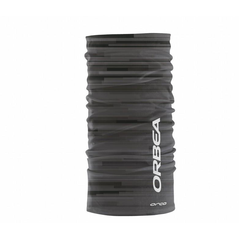 Bufanda Orbea Orca Cuff negro rojo 2021