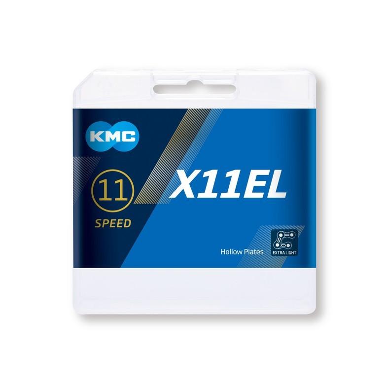 Cadena Kmc X11 EL Oro 11v.
