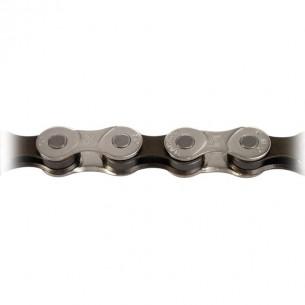 Cadena KMC Z8 gris 116 pasos 6,7 y 8v a granel