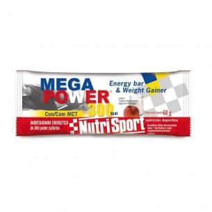 Barrita Nutrisport Mega Power Yoggur Melocotón