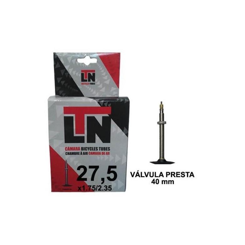 Cámara LTN CYT 27.5x1.75-2.35 válvula...