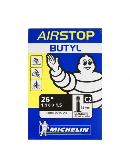 Camara Michelin 26x1.00-1.50 V-SC 36mm