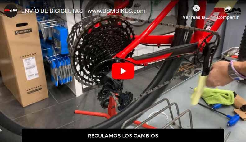 Cómo enviamos tu bicicleta