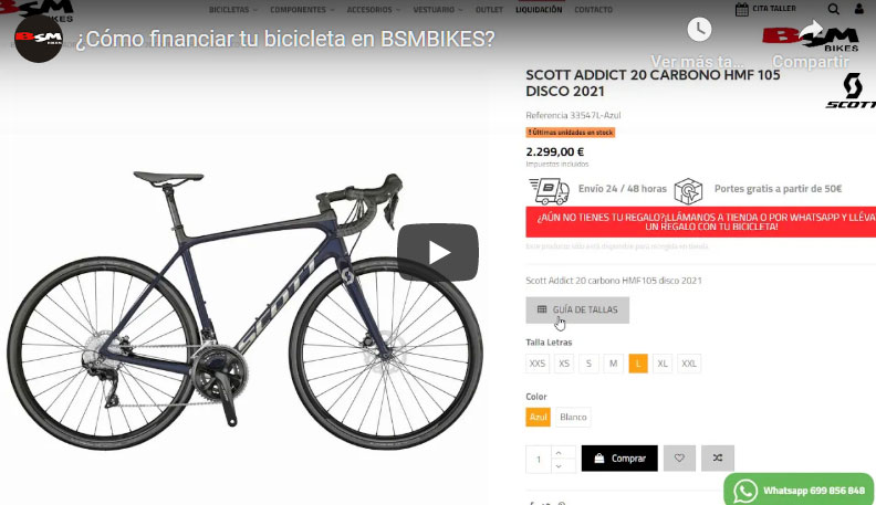 como financiar tu bicicleta