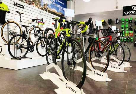 Alquiler de Bicicletas en Granada